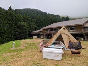 若杉高原おおやキャンプ場15